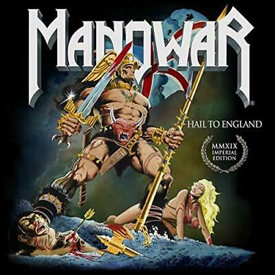 Manowar-Hail To England Imperial Edition Mm (Uk Import) Cd New