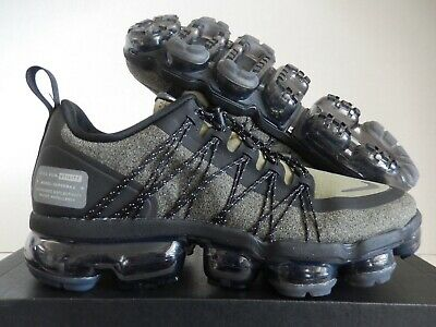 577802a807 Nike Air Vapormax Run Utility Medium Olive-Reflect Silver Sz 7.5 [Aq8810-201