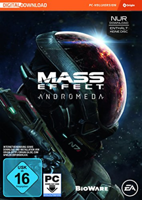 Mass Effect-Andromeda-Pc Game (UK IMPORT) GAME NEW