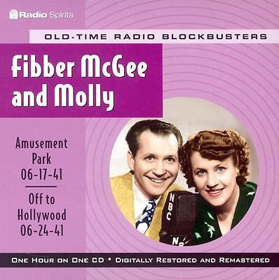 Radio Shows: Fibber Mcgee & Molly [Old-Time Radio Blockbusters 1-