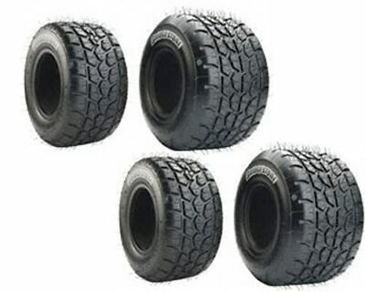 Go Kart Bridgestone YFD Wet Tyre Set Karting Race Racing