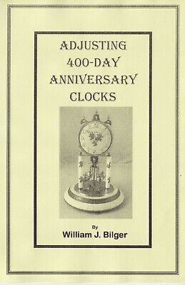 Adjusting the 400 Day Anniversary Clock - How-to PDF Book