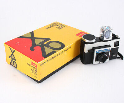 Kodak Instamatic X-25, Boxed/210502