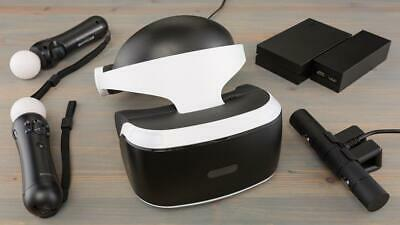 Casque Sony Playstation VR   Caméra   Manettes