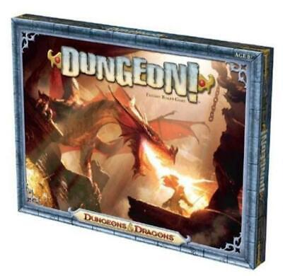 WOTC D&D Boardgame Dungeon! (2012 Edition) Box NM