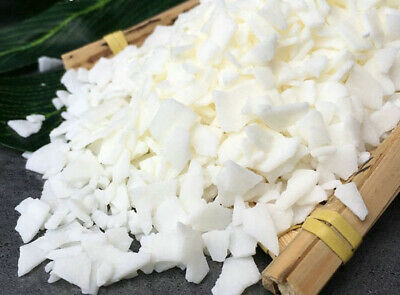 Soy Wax Soya Flakes Pure Clean Burning Candle making