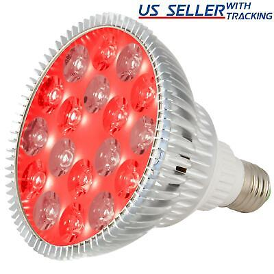 ABI LED Light Therapy Bulb, 660nm Deep Red & 850nm Near Infrared Combo 54W Class