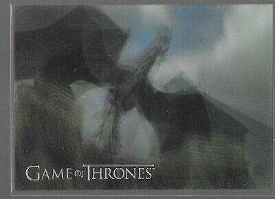 Game of Thrones Inflexions 3D Lenticular Dragon Takes Flight L1