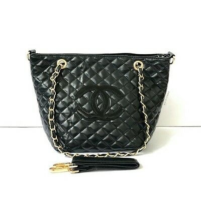 ca4dae838e6f23 Chanel Paris Beaute VIP Gift Bag Shoulder bag- Great Gift- New- Black