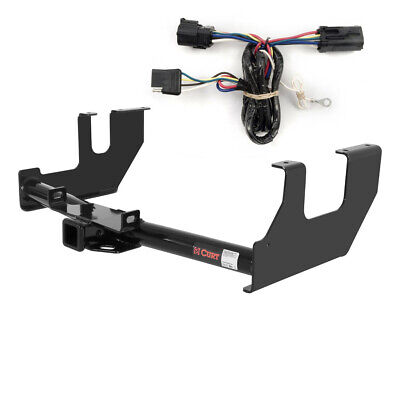 curt class 3 trailer hitch & wiring for 2004 ford f-150