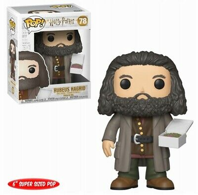 Funko Pop ! Harry Potter : Hagrid with Cake 15 cm (78)