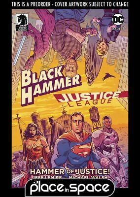 (Wk27) Black Hammer / Justice League #1A - Preorder 3Rd Jul