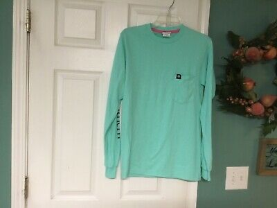 1c1fda01 Women's Simply Southern Long Sleeve Pocket T-Shirt Size Small (CON26)