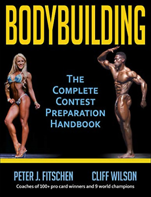 Fitschen Peter-Bodybuilding (UK IMPORT) BOOK NEW