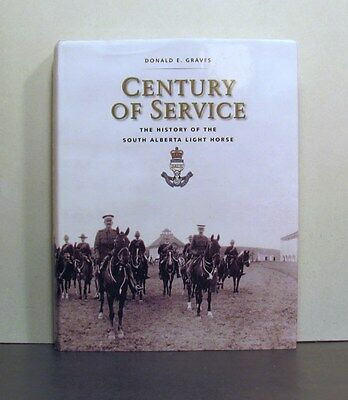 South Alberta Light Horse, Century of Service, Military, 1880's to 2005, Canada