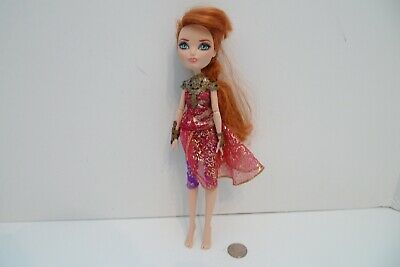 EVER AFTER HIGH DOLL CLOTHES DRAGON GAMES HOLLY O/'HAIR PINK /& GOLD TOP SHIRT