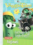 VeggieTales Classics God Wants Me to Forgive Them? LESSON IN FORGIVENESS NEW DVD