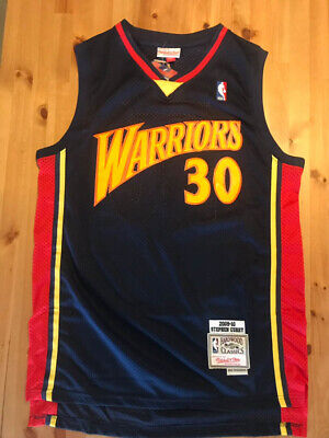 719fcf635 Steph Stephen Curry #30 Golden State Warriors We Believe Rookie Throwback  Jersey