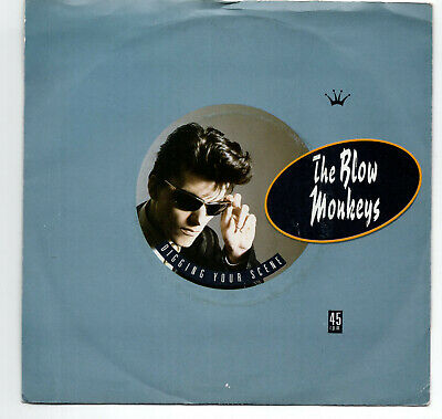 (T526) The Blow Monkeys, Digging Your Scene - 1986 - 7 inch vinyl
