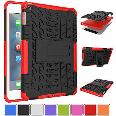 Shockproof Heavy Duty Hard Case Cover for iPad 6 5 4 3 2 Mini Air 2 Pro 9.7 10.5