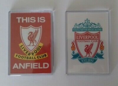 Fridge Magnets Galore! Champions Liverpool Football Club, Lfc, Anfield Magnet
