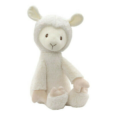 LARGE Soft Design Baby Safe Embroidered Accents Gund Baby Toothpick Llama Plush