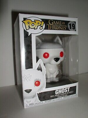 Funko Pop:  Game of Thrones - Ghost (NEW,#19)