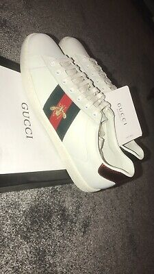 59977701b GUCCI ACE BEE Trainers/Sneakers Size EU44/UK9.5 - EUR 279,07 ...