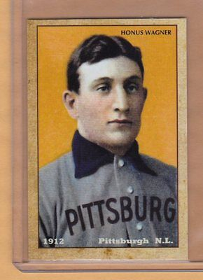 Honus Wagner 1912 Pittsburgh Pirates  limited edition Centennial reprint