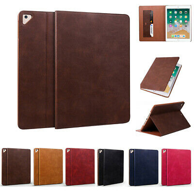 Smart Magnetic Leather For iPad 9.7 6th Gen 2018 / 5th 2017 Stand Folding Case
