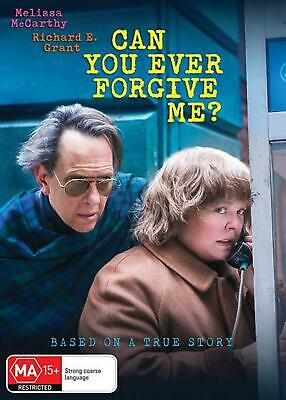 Can You Ever Forgive Me? - DVD Region 4 Free Shipping!