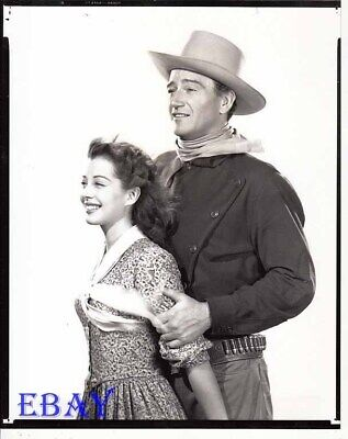 Gail Russell John Wayne Angel and the Badman Photo From Original Negative