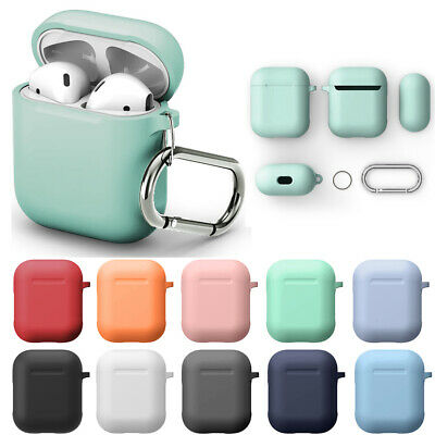Skin Hook AirPods Silicone Protective For Apple Airpod Charging Case Cover