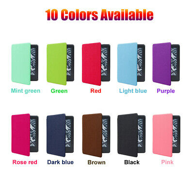 Fashion PU Leather Smart Case Cover For Amazon All-new Kindle 10th Gen 2019 AU