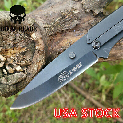 Fixed Blade Knives Ace Field Survival Hunting Camping Knife with 3.8 In Blade