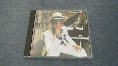 Greatest Hits by Elton John (CD, 1984, MCA Records) Early Press