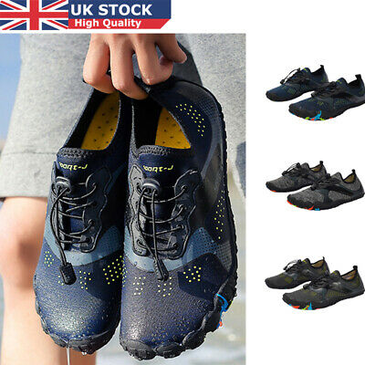 Mens Womens Aqua Beach Surf Wet Water Shoes Wetsuit Outdoor Sports Swim Boots GS