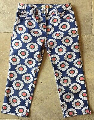 Mini Boden Cropped Capri Summer Shorts Trousers 8 Years