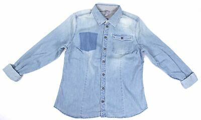 timeless design 409a2 a0a20 G-STAR DAMEN FREIZEITHEMDEN Tailor Slim Shirt Womens Denim ...
