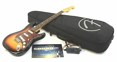 Fender Artist Series John Mayer Stratocaster Electric Guitar - Sunburst