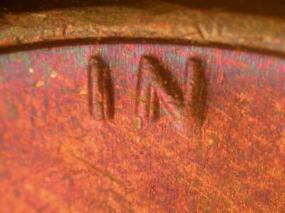 1972-D DDO-001    Doubled Die Obverse Nice UNC Brown Lincoln Cent