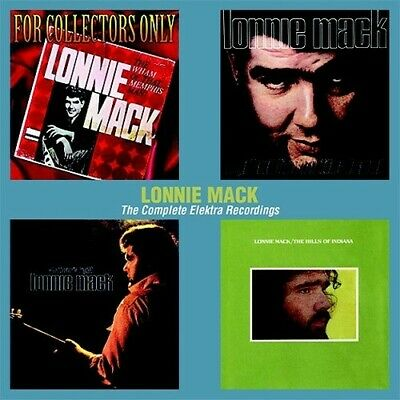 Lonnie Mack - Complete Elektra Recordings (2cd) [New CD]