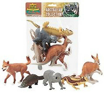 NEW Toy Australian Animals Model Figurines - 5 Piece Polybag 53548 Collection