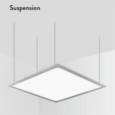 LED Square Recessed Ceiling Flat Panel 36W/48W Down Light Ultra Cool White