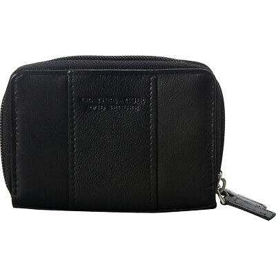Mancini Leather Goods RFID Secure Accordion Credit Card Men's Wallet NEW