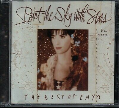ENYA - Paint The Sky With Stars (Best Of) - CD Album *Hits* *FREE UK P&P*