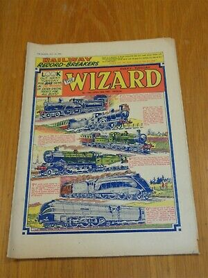 Wizard #1783 16Th April 1960 Dc Thomson British Weekly _