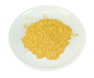 Flash Oro Brillante - Sparkle Mica - Polvo 100g (MICA100FLASBRIGGOLD)