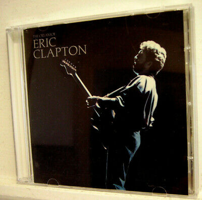 ERIC CLAPTON - 'The Cream of Eric Clapton' - (CD 1987)**MINT**