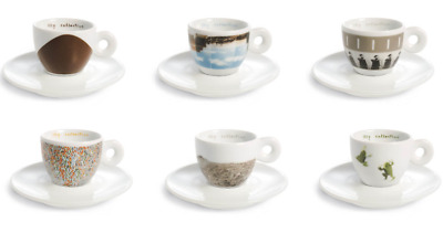 Tazzine Illy Collection 2001 P.S.1 caffè - a MoMA affiliate